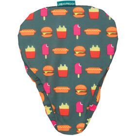 URBAN PROOF Saddle Cover groen/bont